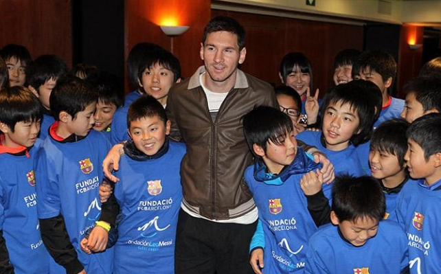 Messi_Fundacion