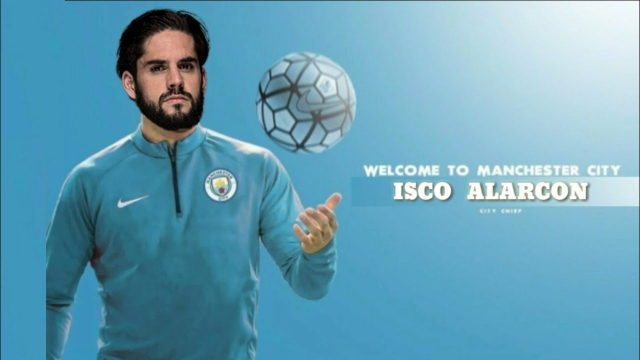 Isco_Manchester_City