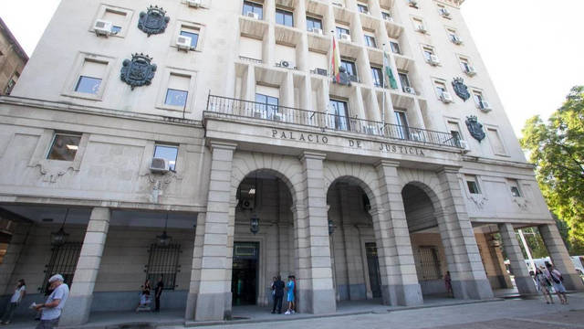 La Audiencia Provincial de Sevilla / Europa Press.