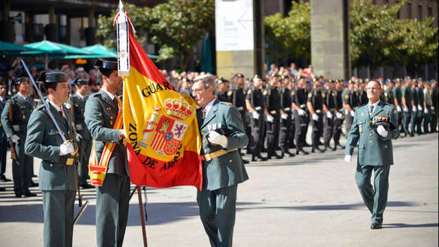 Guardia Civil de Aragón.