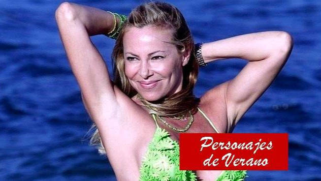 7426d5f7b6ac Ana Obregón, repasamos más de treinta años a golpe de bikini