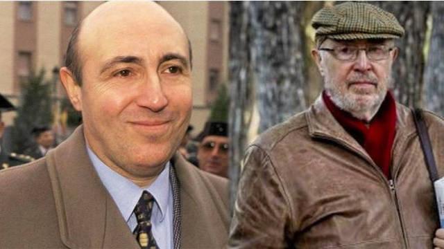 Luis Roldán antes y ahora.