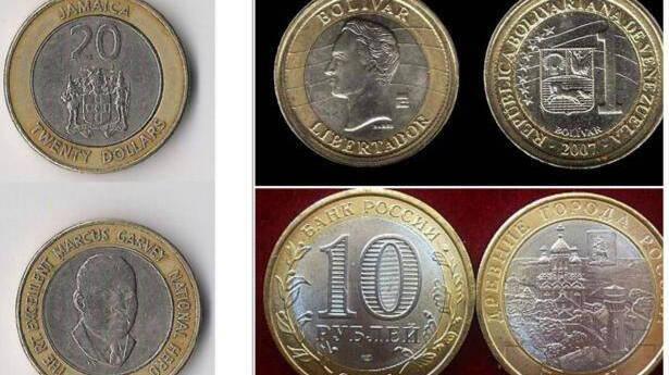 Vuelven las estafas con monedas