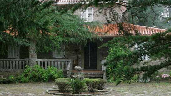 La casa donde fue asesinada Asunta Basterra.