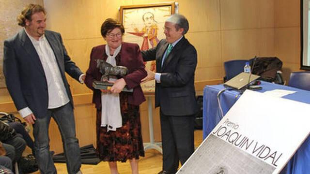 Muere Juana García Estebaranz