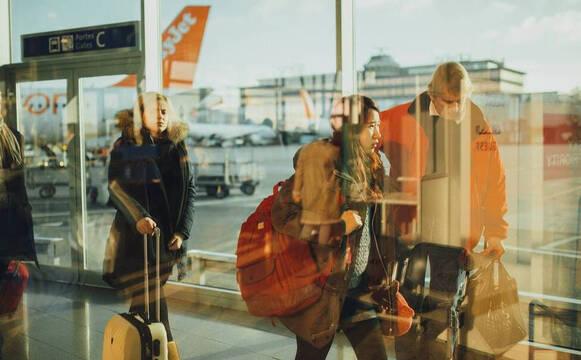 Retenciones y detenciones de película en aeropuertos: La última, la producida en Barajas con una niña de catorce años